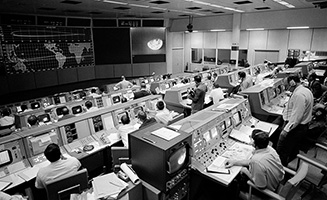 Apollo 8 Mission Control