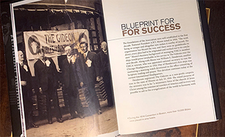 Witness To History book spread